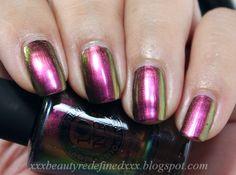 I Love Nail Polish Multi-Chrome Swatch - Masquerade