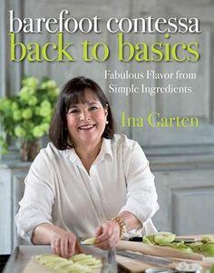 Ina Garten - Back to Basics book