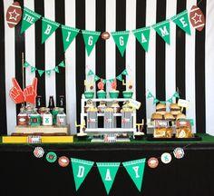 super bowl, birthday parti, superbowl, football parties, footbal parti, game, bowl parti, parti idea, bowls