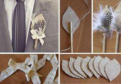 DIY corsages