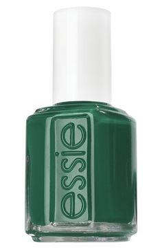 """Essie Emerald """"Going Incognito"""""""