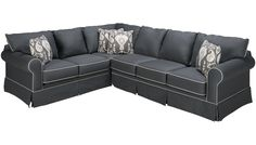 Sectional on Pinterest