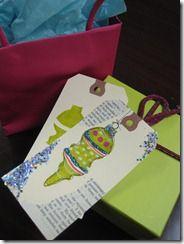 craft shop, holidays, handmade gifts, gift tags, holiday gifts, blog, diy, medium, mini