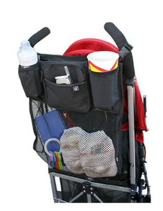 Amazon: Stroller Organizer – On Sale for $15.12
