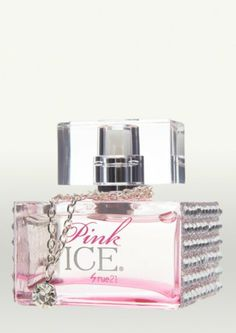 Pink ICE Limited Edition. Experience the refreshing and unexpected. Free charm bracelet included #Fragrance #rue21