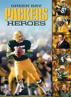 Green Bay Packers Heros