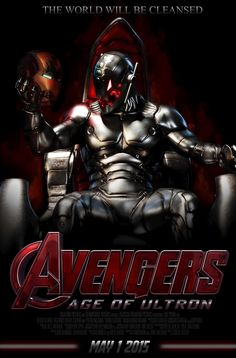 fan poster for Avengers: Age of Ultron