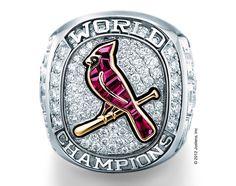 I love my World Series Champions!  Go Cards!!