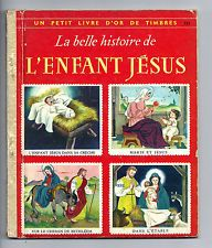"French version of ""The Story of Jesus"" Art by Eloise Wilkin"