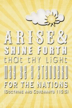 2012 LDS Youth Theme (8x10, 4x6 printables)