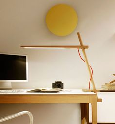 The Clamp Lamp