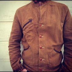 Mister freedom jacket