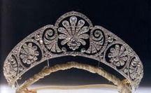 Gloucester Palmette Tiara
