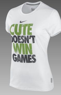 cute Nike T shirt