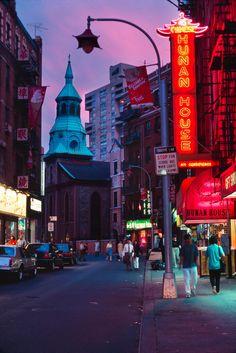 .china town nyc