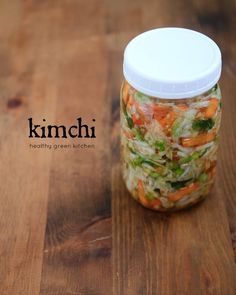 Healthy Green Kitchen One Simple Change News + A Recipe for Kimchi » Healthy Green Kitchen
