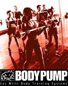love body pump!
