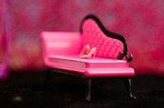 Barbie's wedding shoes