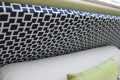 DIY: Make a Headboard for Your Child's Bed #kidsroom
