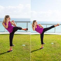 It may not look like it, but this move is a serious ab/oblique toner!