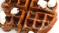 25 Days Of Christmas: Hot Chocolate and Marshmallows in a Waffle! - ABCFamily.com