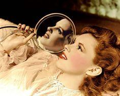 Pretty photo of Judy Garland