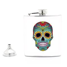 hipster, hip flask
