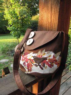 A nice fall bag!