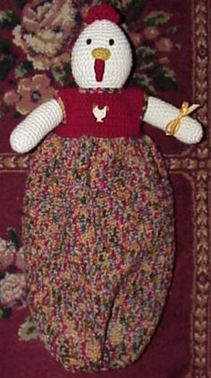 Free Chicken Crochet Patterns   Chickens~Cute and Country Crochet~Cute crochet patterns for sale ...
