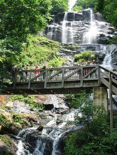 Falls in Georgia