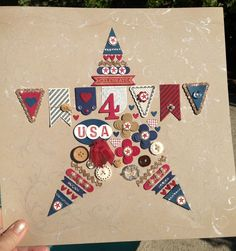 fourth of july stampin up