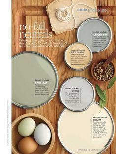 Neutral Paint Colors - Interiors By Color