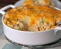Loaded Potato Casserole / Southern Food