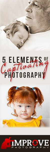 The five things that make a photo stand out.  Great article!