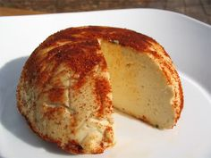 Raw Garlic Paprika Cheeze (scroll down)