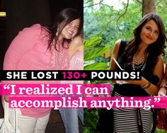 Success Story: How One Woman Lost More Than 130 Pounds and Rediscovered Her Love of Cooking