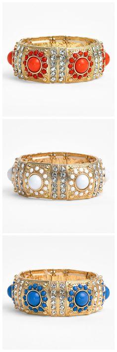 Tasha Stretch Bracelet