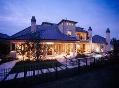 Custom Homes   www.mcvaugh.com