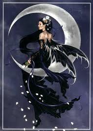 Blue Moon Faerie