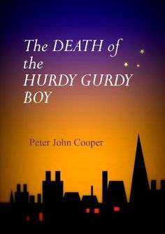 The Death of the Hurdy Gurdy Boy (The Ghost Detective) by Peter John Cooper, http://www.amazon.co.uk/dp/B00DHJIQ5W/ref=cm_sw_r_pi_dp_1hkYrb16Z12NM