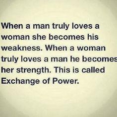 He is my strength