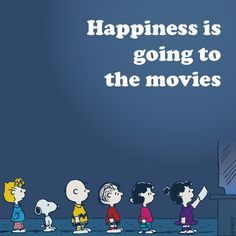 Going to the movies..