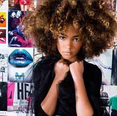 hair colors, natural curly hair, sidibeauti, natural curls