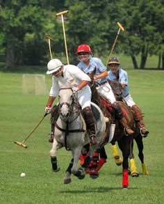Polo at Bryn Du Mansion every Sunday at 2pm May through September.