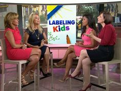Shy kid, class clown: Labels may be harmful - TODAY.com