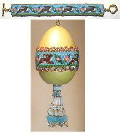 Rabbit Run Bracelet and Egg