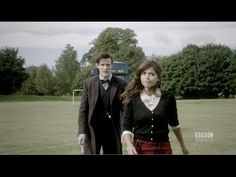 This is too cute! ▶ DOCTOR WHO *Exclusive* Deleted Scene from The Time of The Doctor Christmas Special - BBC America - YouTube