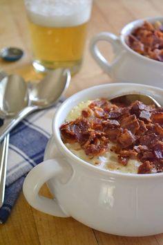 bacon crusted mac & cheese