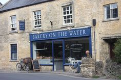 bakery on the water