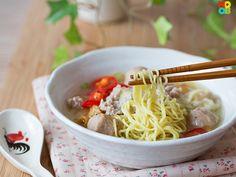 Bak Chor Mee Soup Re